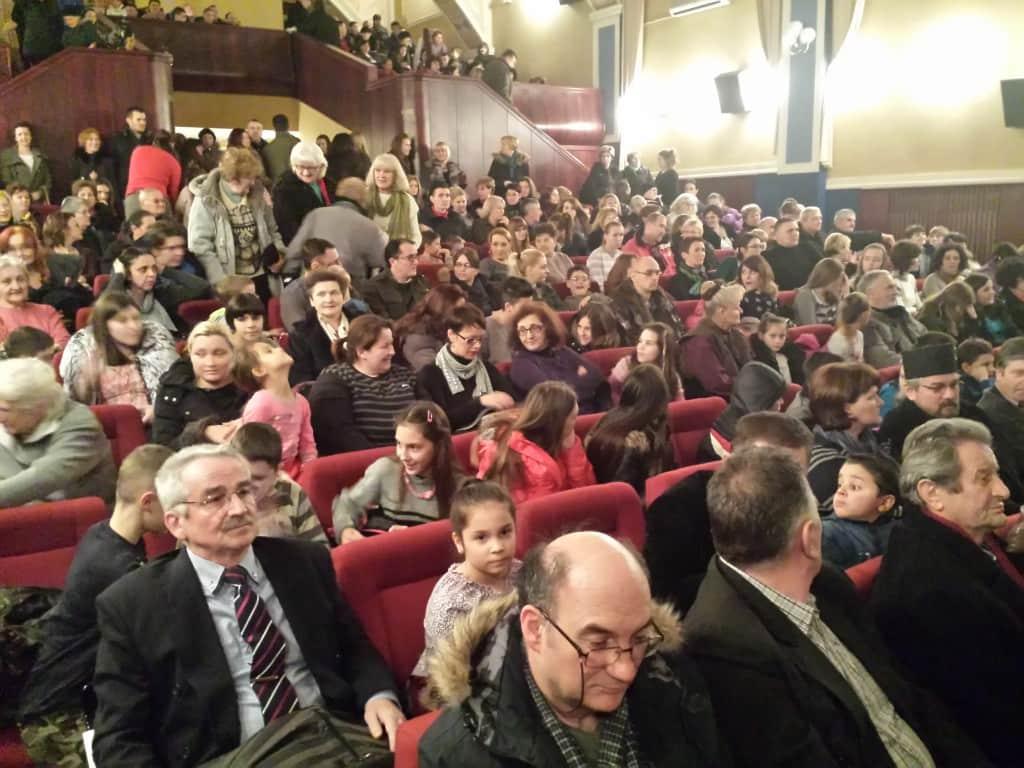 Svetosavska akademija, Dom kulture , Apatin ,januar 2015 (4)