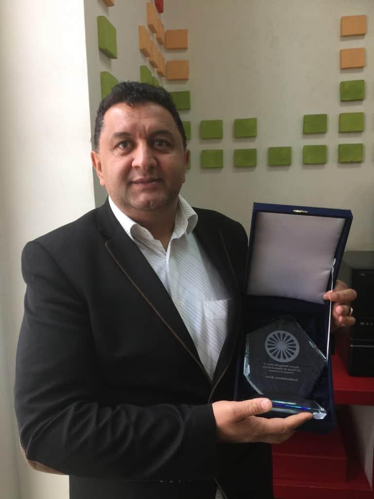 Zoran Ignac, predstavnik roma Apatin (1)