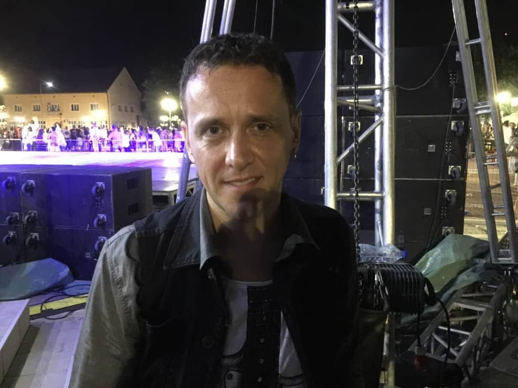 Dženan Lončarević , Apatin, 52 Ribarske Večeri