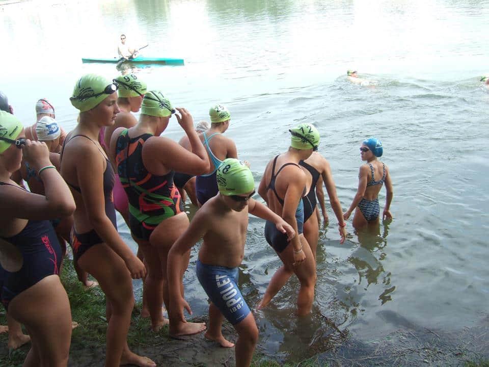 Plivacki maraton ulazak