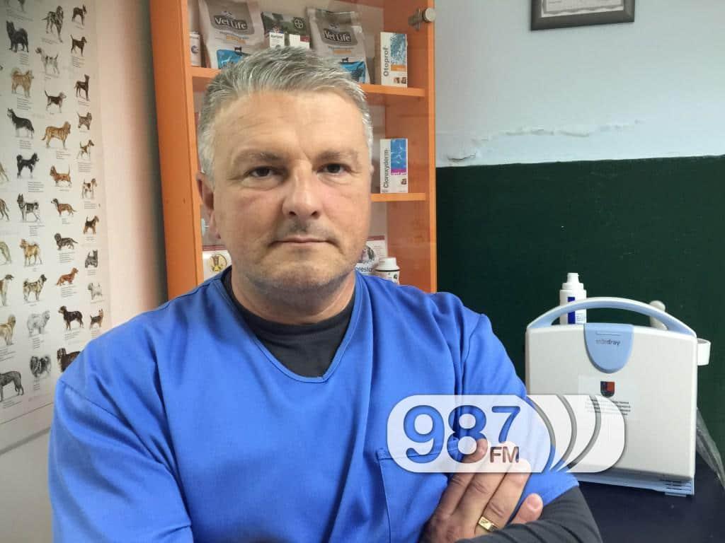 Goran Milosevic, APA-Vet , Apatin 2015