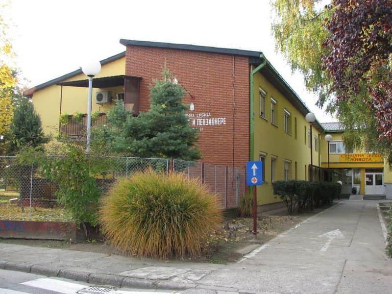 Apatinski Dom za stare i penzionere