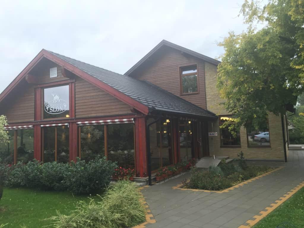 Restoran Slon, Sombor