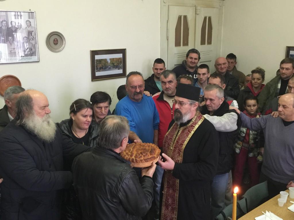 Slava Srpskih Dobrovoljaca, Apatin 13.12. 2015