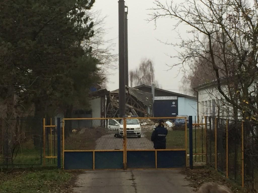 Eksplozija kotla , Mašinska škola 2015