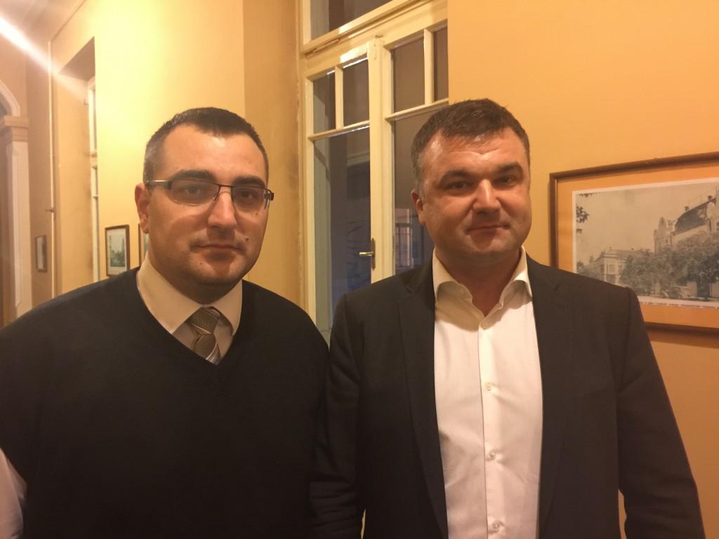 Kružević,Jedinstvena Srbija, javna tribina i prijem novih članova, Apatin 2016