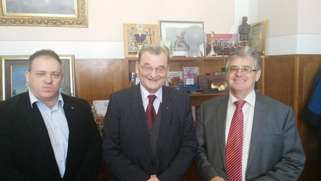 Delegacija iz Madjarske, Marcalija (1)