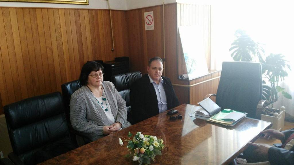 Delegacija iz Madjarske, Marcalija