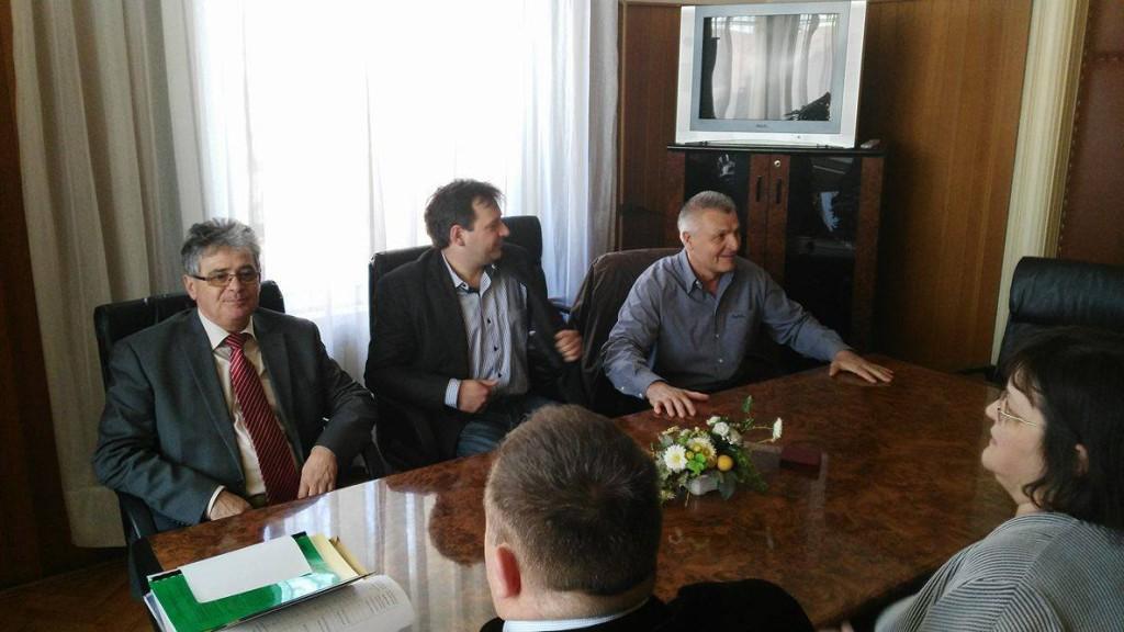 Delegacija iz Madjarske, Marcalija (3)