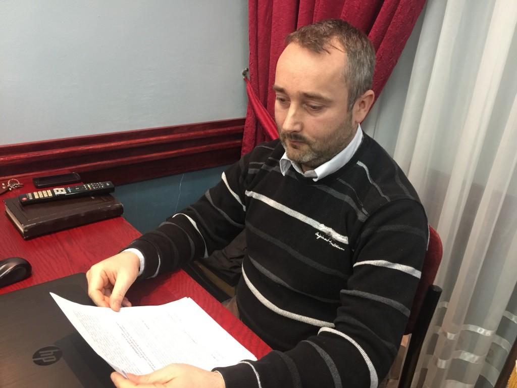 Željko Kiš, stručni saradnik iz oblasti poljoprivrede