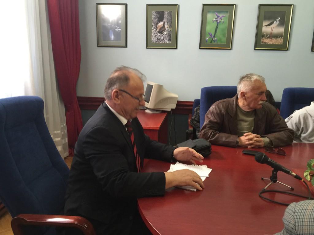 Opštinska izborna komisija, proglašenje izborne liste Republikanske partije