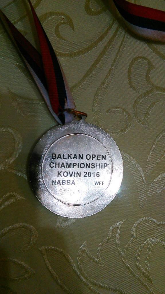 Goran Copic, balkansko prvenstvo