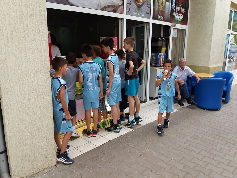 OKK Apatin , turnir u Novom Beceju (3)