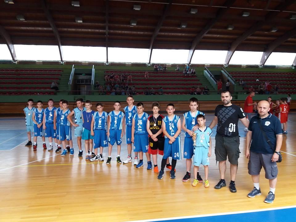 OKK Apatin , turnir u Novom Beceju