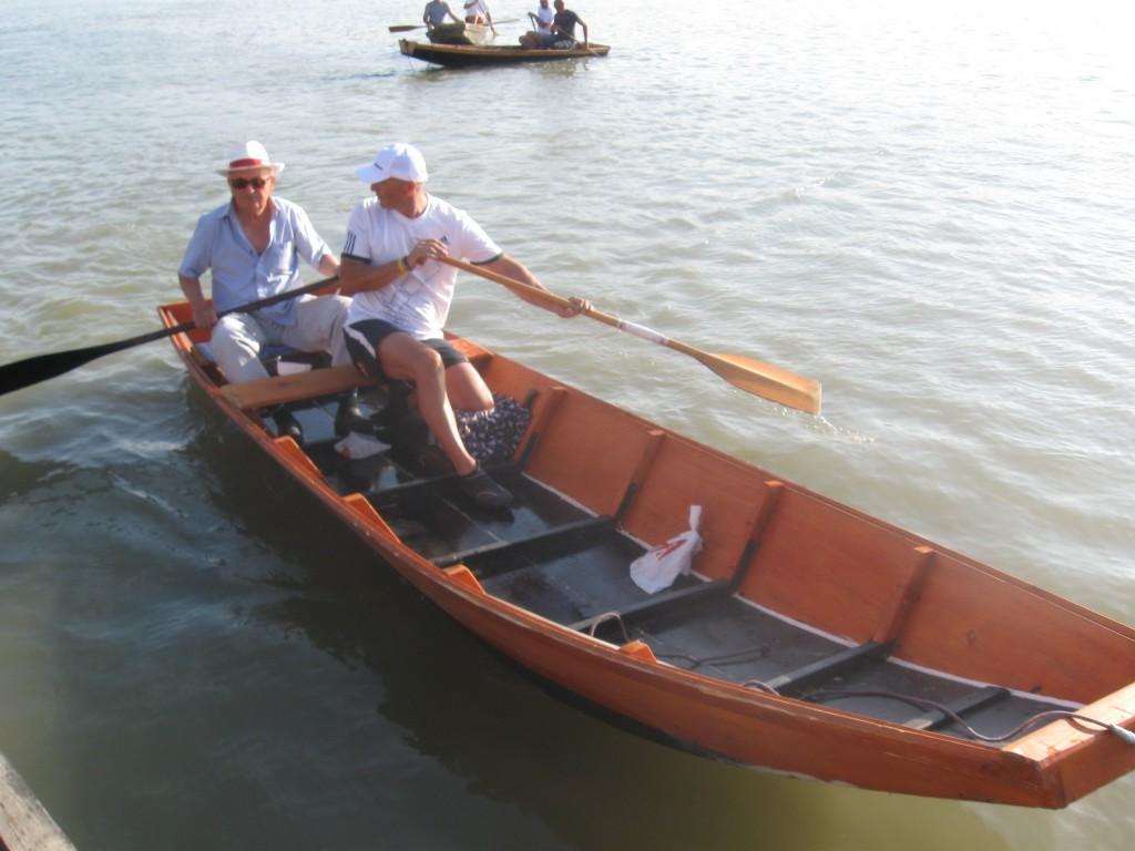 Bokani , otac i sin prvaci u trci čamaca 2016