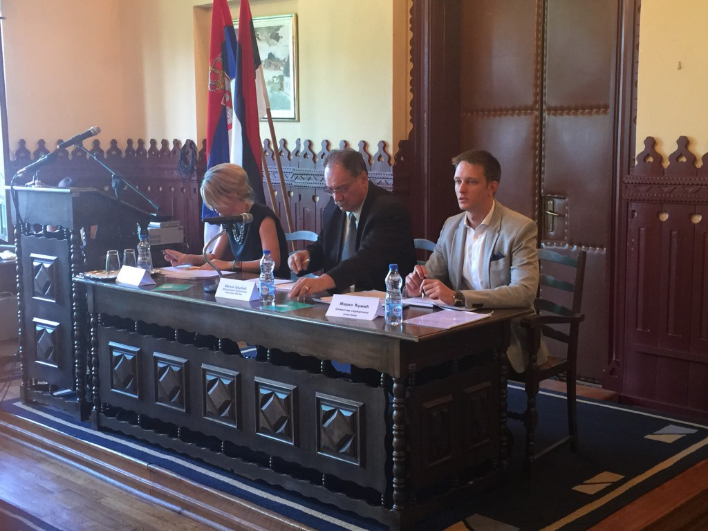 4.Sednica Skupština opštine Apatin, 08.08.2016