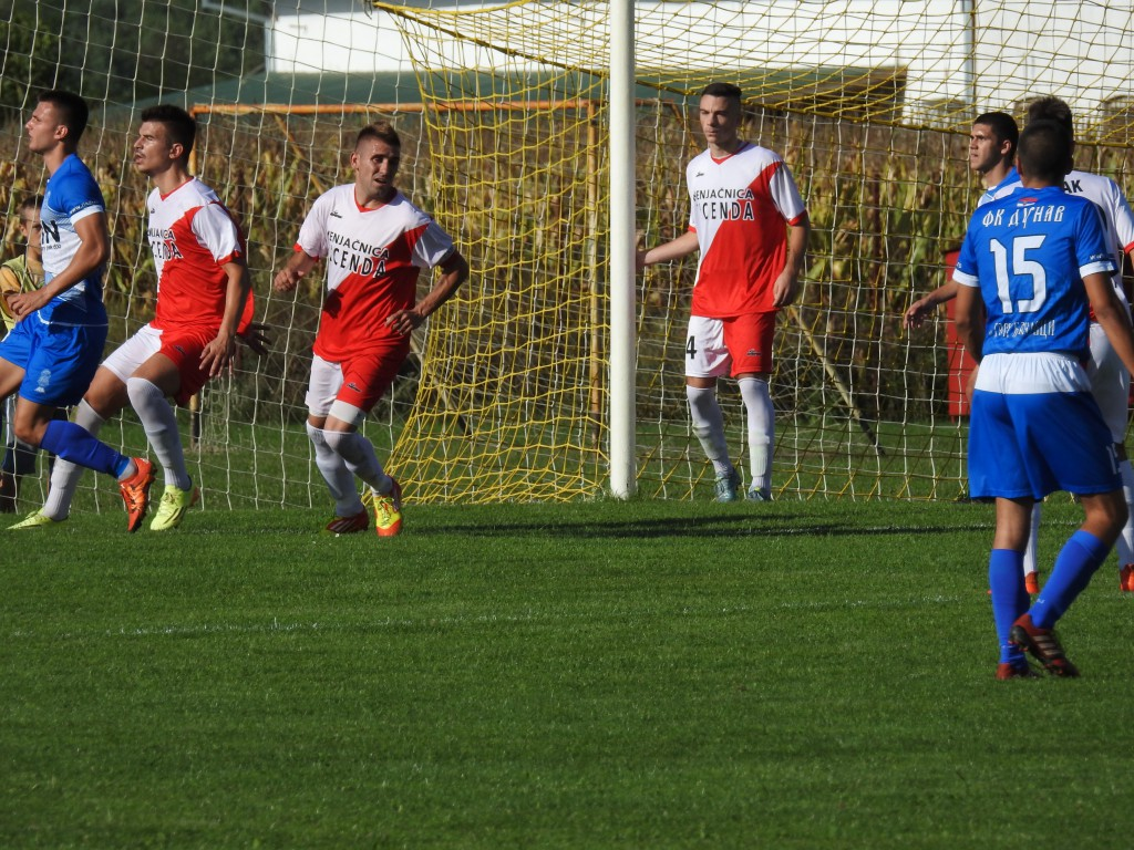 FK Bratstvo Prigrevica-FK Dunav Banovci