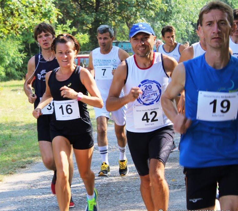 Mariana u trci Backa Topola, 11.09.2016.