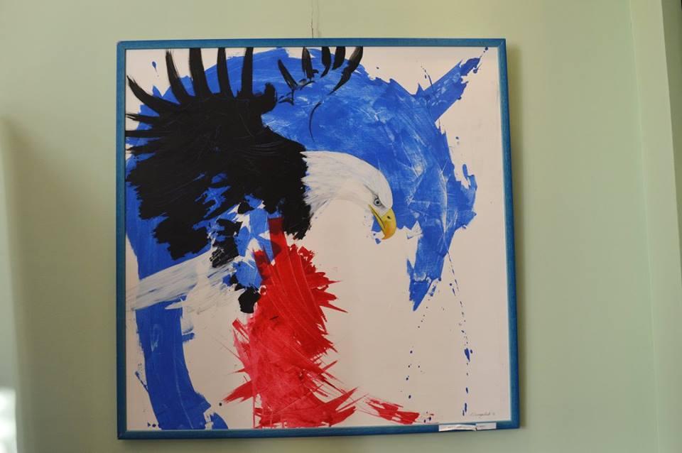 3. Slika Bojana Šimunovića-Krila slobode