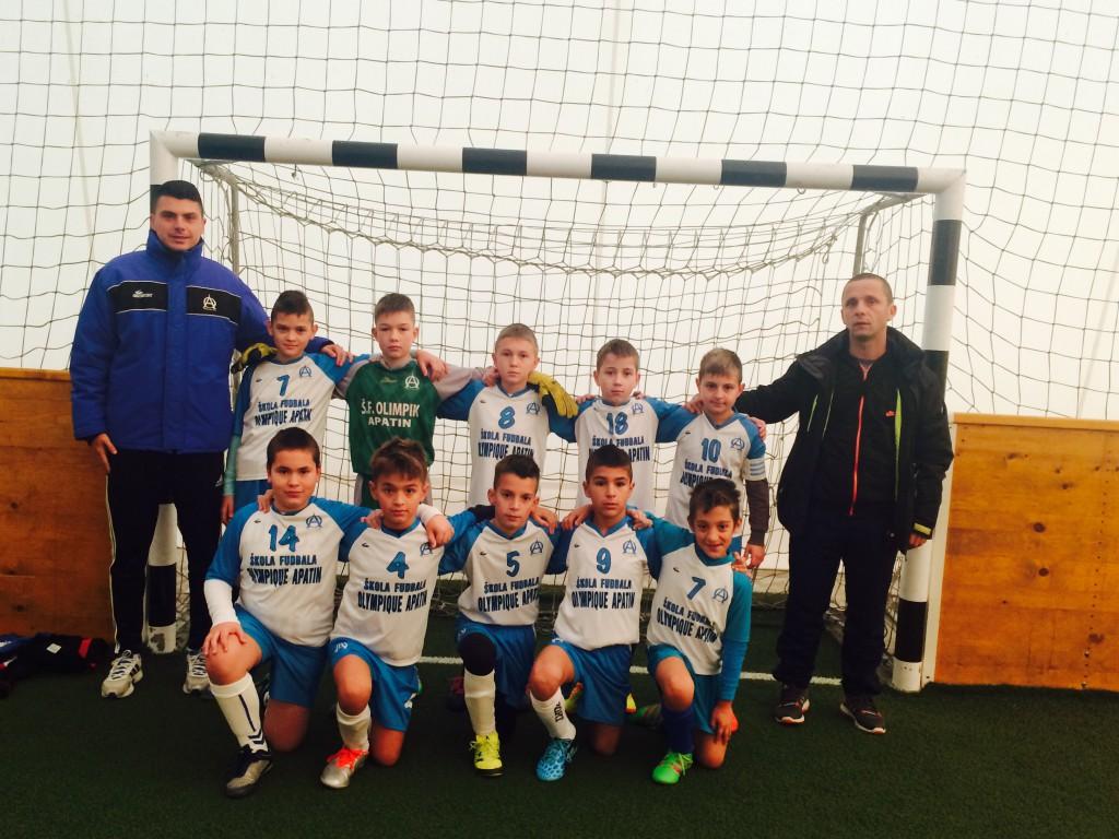 FK Olimpik Apatin, SOS Liga buducih sampiona (2)