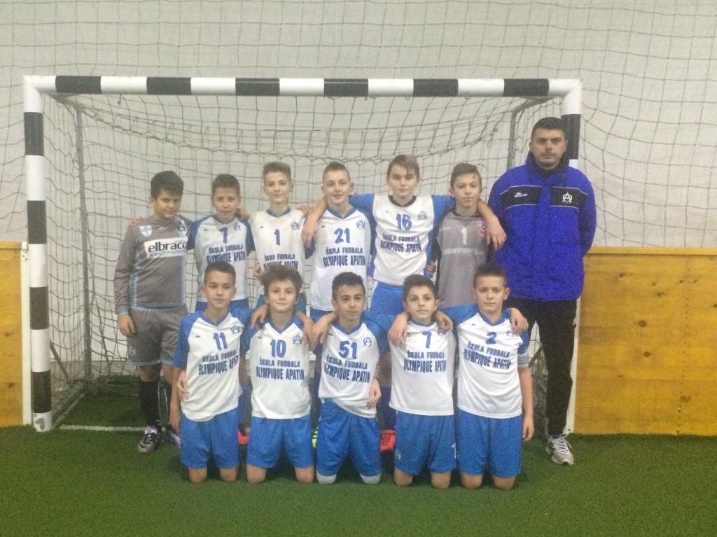 FK Olimpik Apatin, SOS Liga buducih sampiona (6)