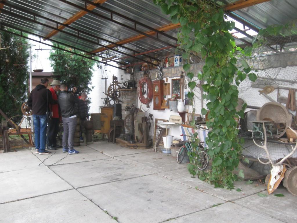 Sreten Uzelac muzej na otvorenom