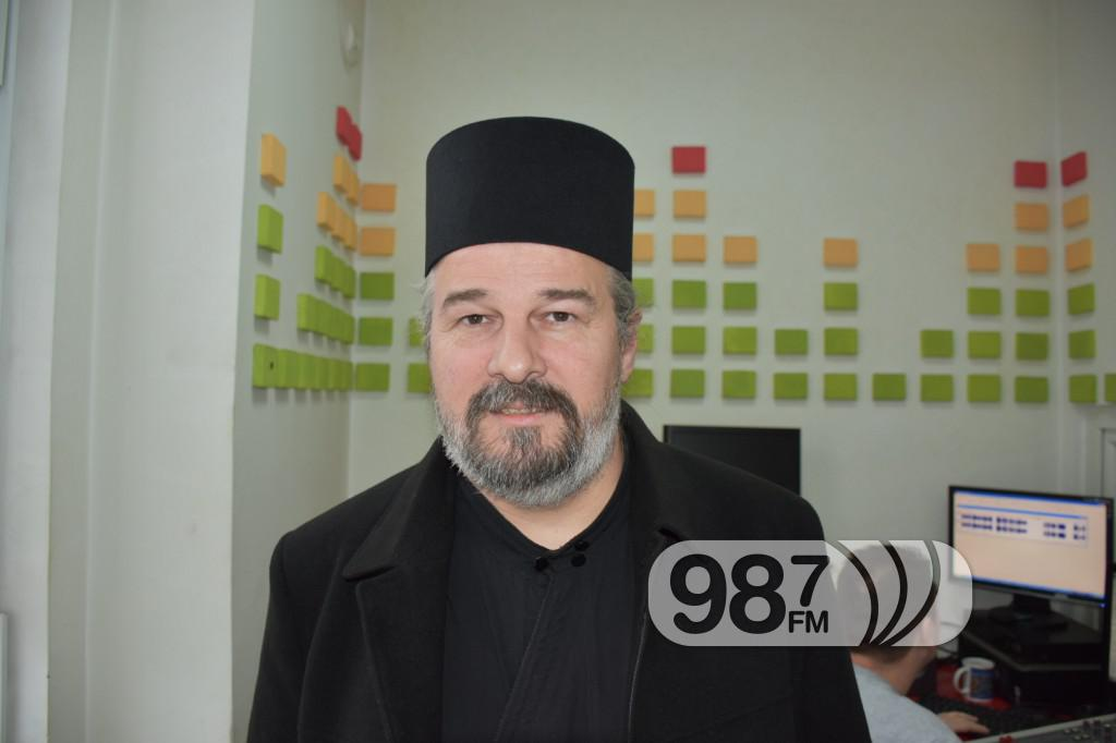 Dragan Štević, paroh apatinski decembar 2016