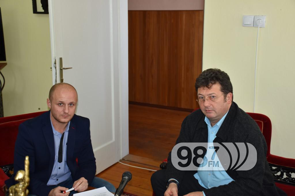 KC Apatin, potpisivanje ugovora sa pozoristem iz Sombora, decembra 2016