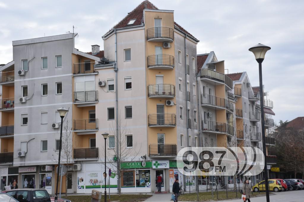 Zgrade Apatin, Blok 112, Apatin 2017