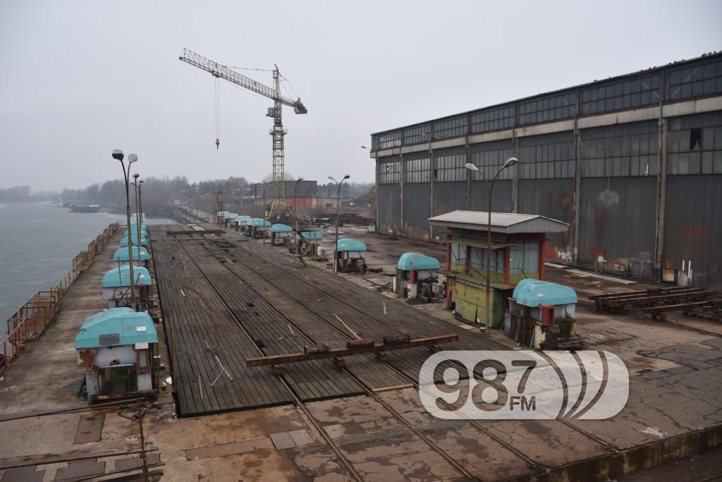 Brodogradilište Apatin, februar 2017 (1)
