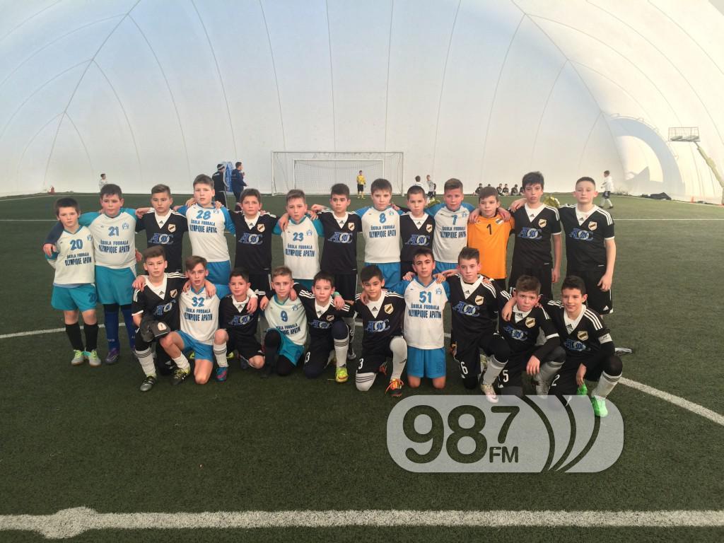 FK Olimpik, FK Cukaricki (2)
