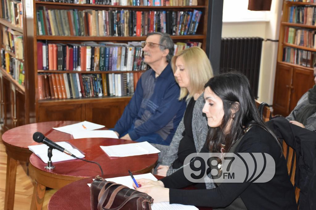 Recitatori opštinsko takmičenje Apatin,2017, biblioteka Miodrag Borisavljević