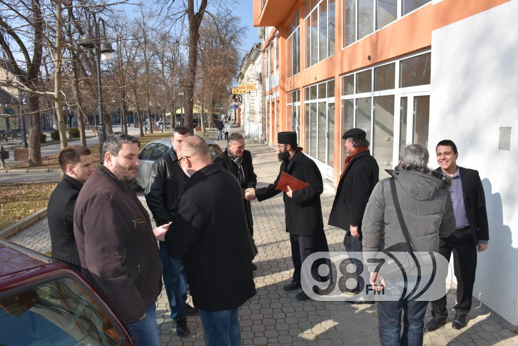 Slava Tri jerarha, Radikali, februar 2017 100