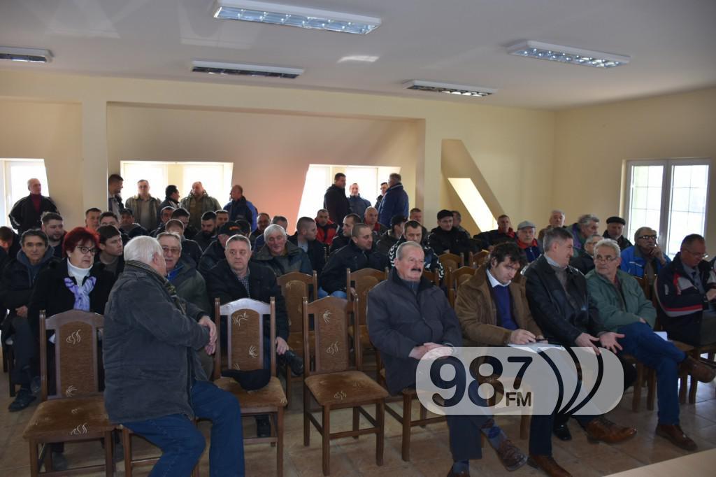 Udruženje sportskih ribolovaca Bucov, skupština