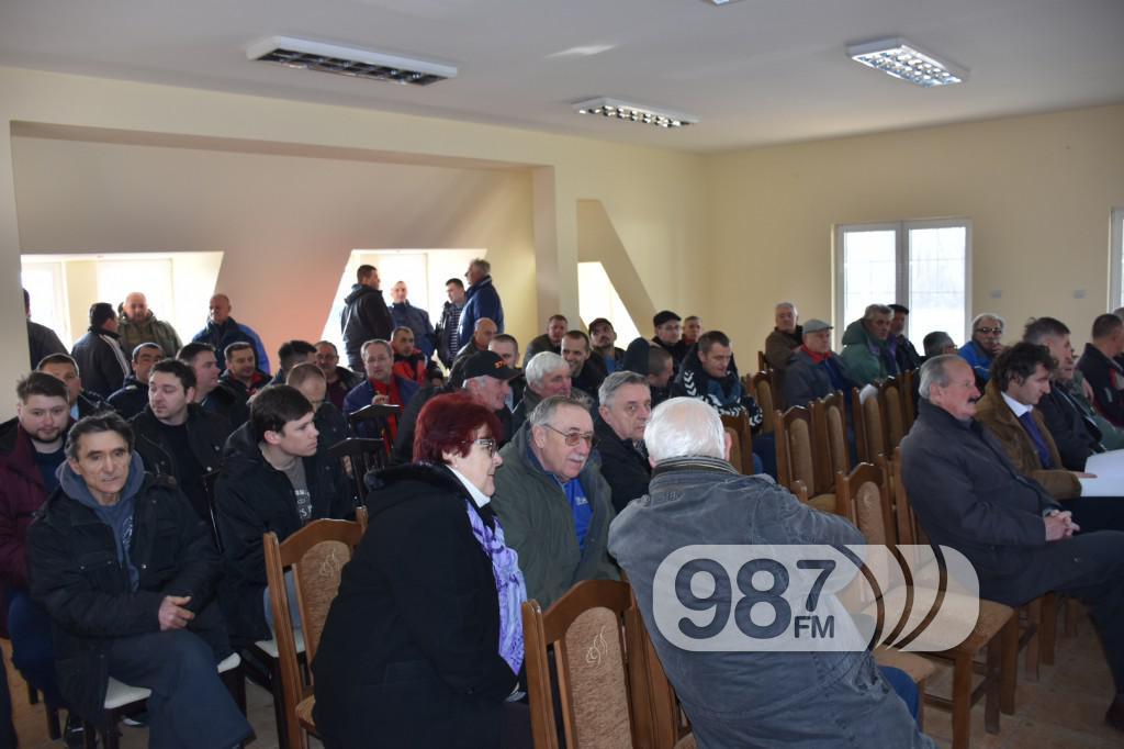 Udruženje sportskih ribolovaca Bucov, skupština 4