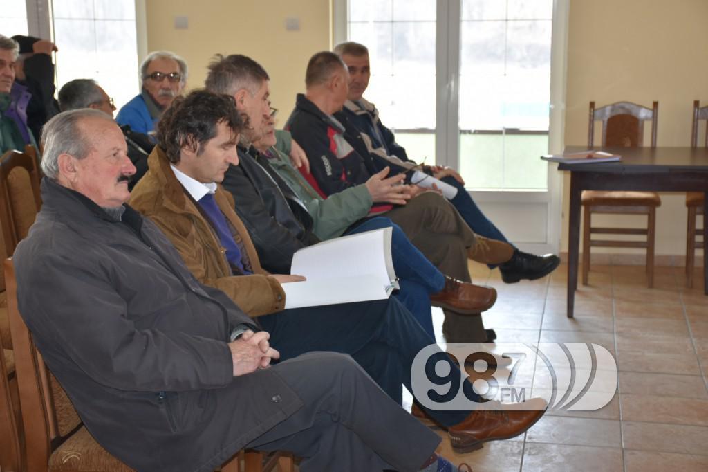 Udruženje sportskih ribolovaca Bucov, skupština 5