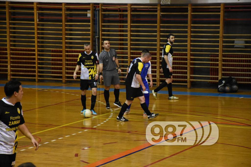 KMF Apa Futsal - KMF Becej