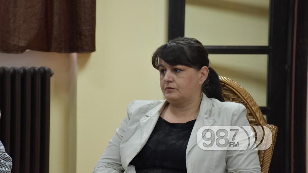 Branka Baić, Prevencija raka dojke, tribina, Biblioteka Apatin mart 2017 (10)