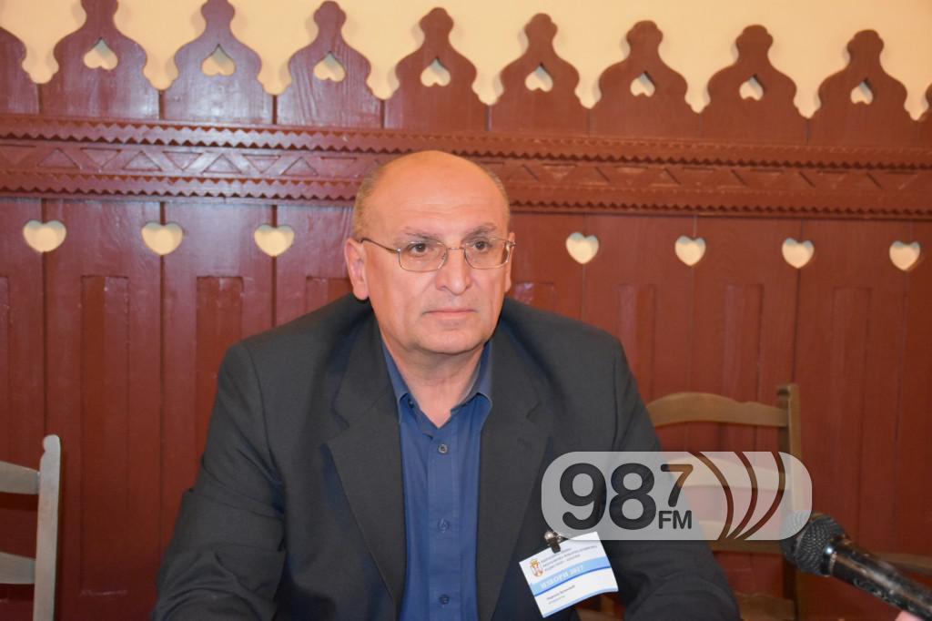 Nedeljko Vučenović, koordinator,RIK-a, predsednik Opštinske izborne komisije,