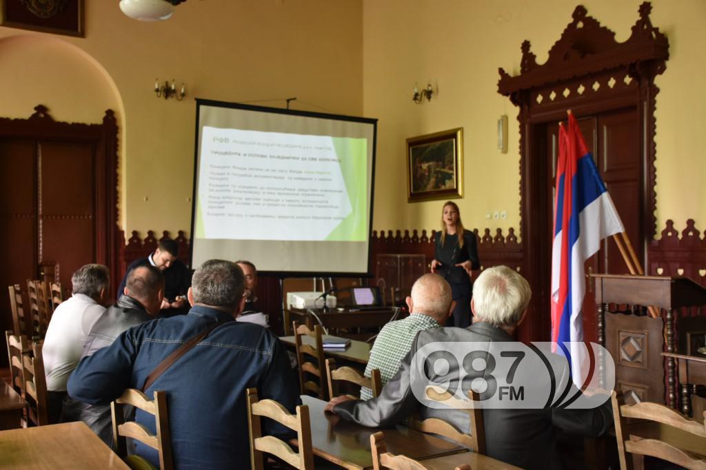 Razvojni fond vojvodine, predavanje, prezentacija