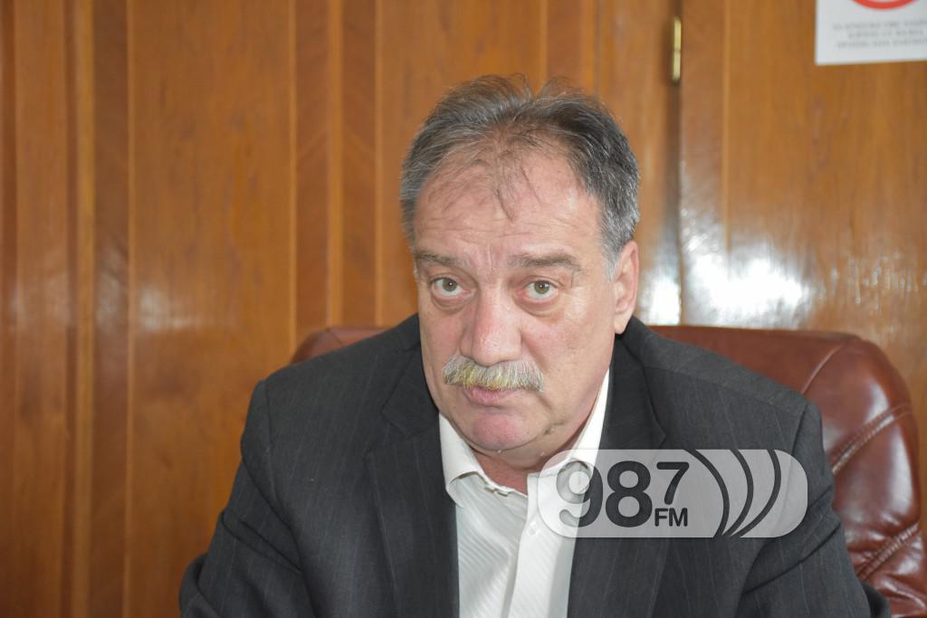 Milan Skrbic, predsednik opstine Apatin