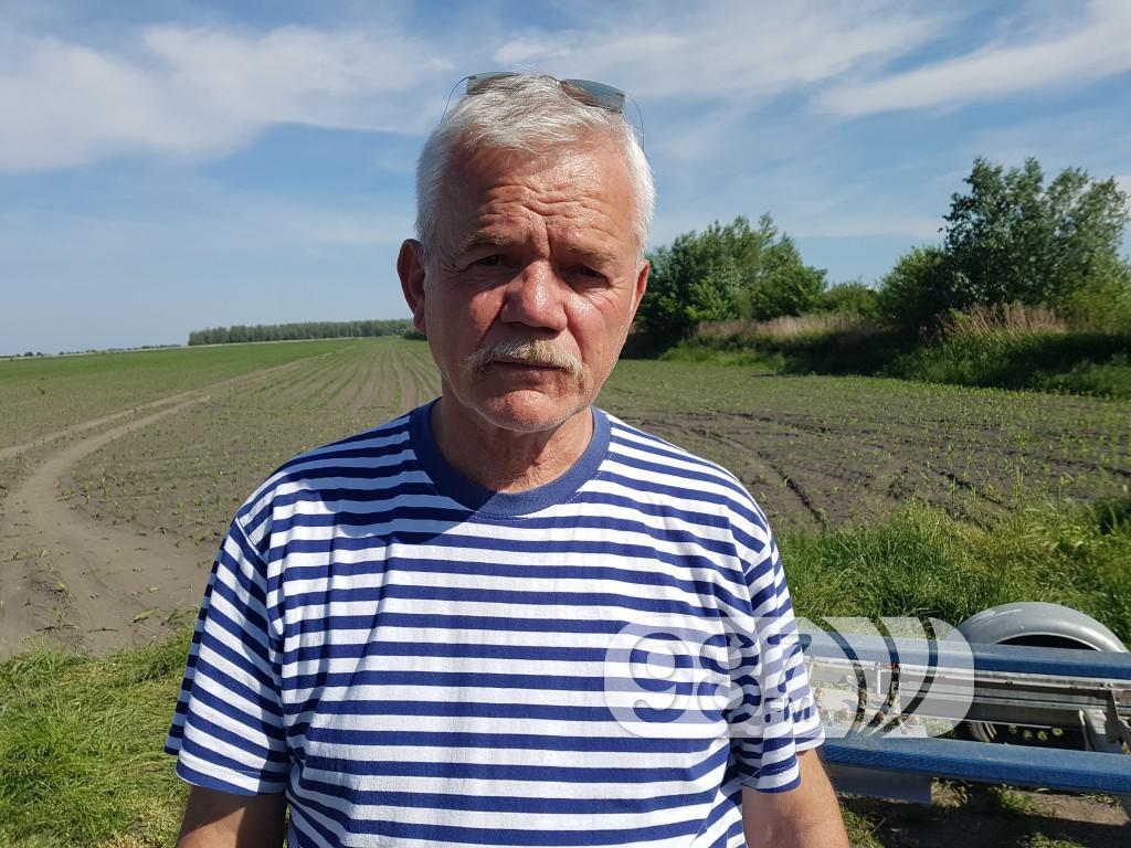 Pad poljoprivrednog aviona, Apatin , 19 maj 2017- Pilot Šegrt Radovan