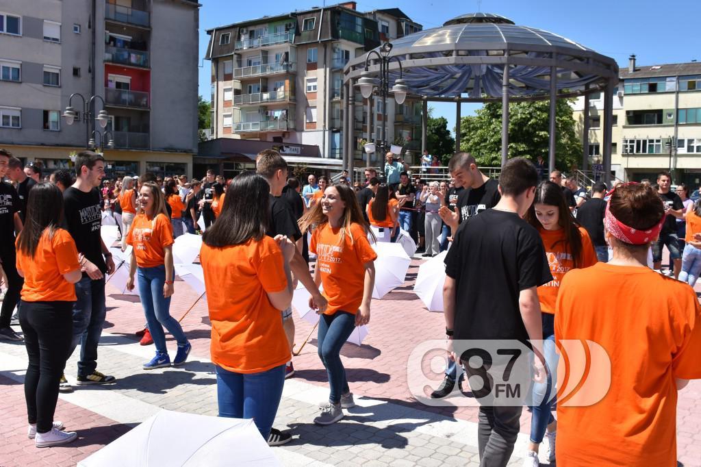 maturantska parada, ples sa evropom 2017