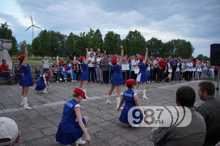 Banja Junakovi, otvaranje sportskih susreta,  (4)