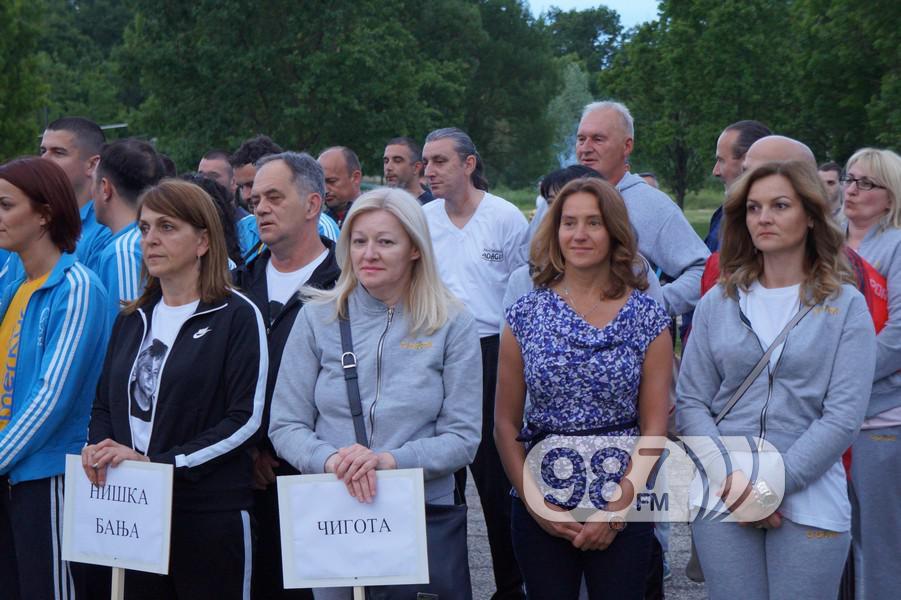 Banja Junakovi, otvaranje sportskih susreta,  (5)