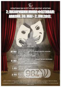 Pozorišni mini festival Apatin