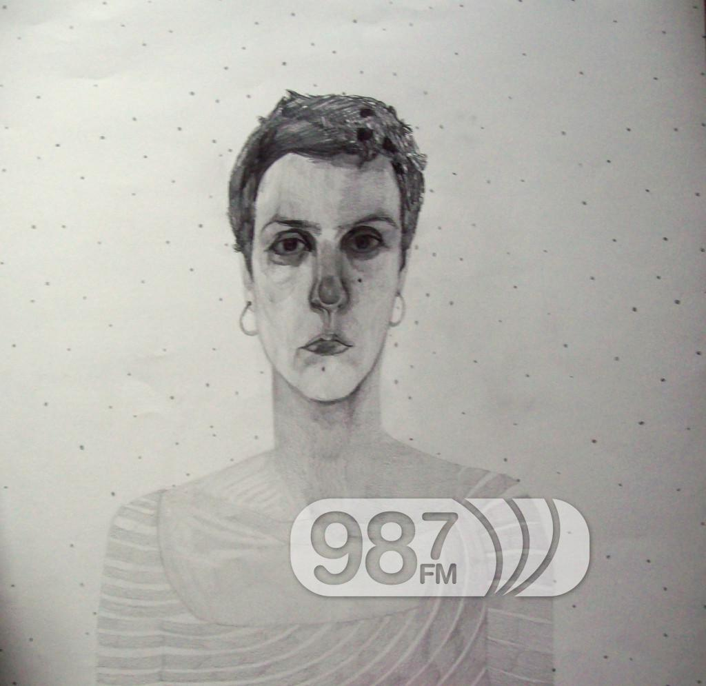 autoportret II tus i pero