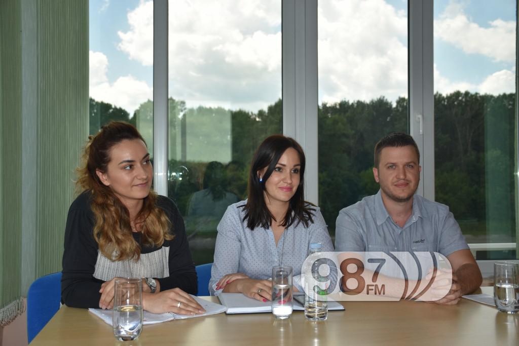 KOnferencija povodom Dana Dunava, Nemanja jovic, Milana Srdic, ljiljana krec (2)