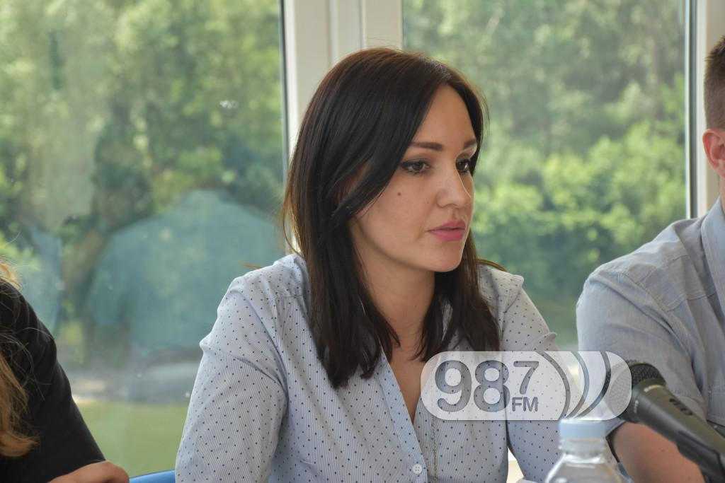 Ljiljana Krec, vd direktor Marina