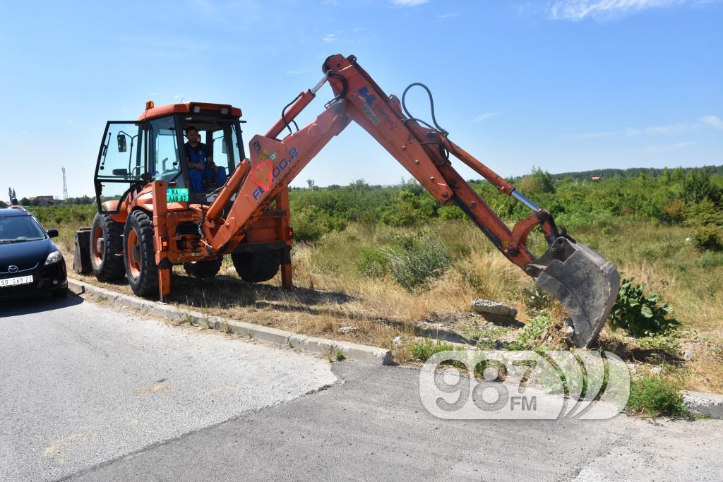 radovi na kanalizaciji u slobodnoj zoni, jun 2017 (1)